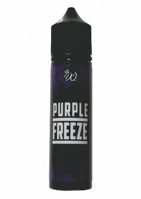 Purple freeze